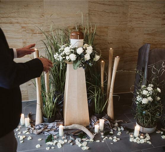 Urnen Bestattungen